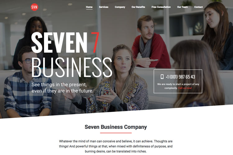 d-business-one-page