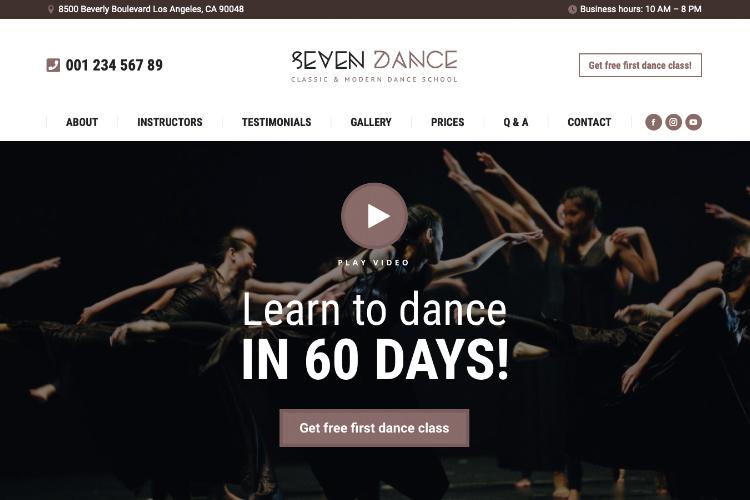 dance-demo