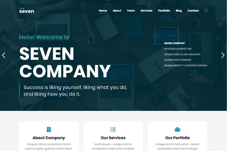 the7-company-business-demo