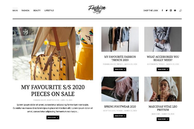seven-fashion-blog-demo
